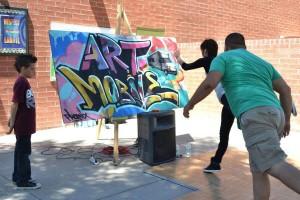 Art4All Mobile Art Program