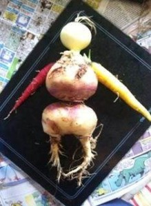 veg creature